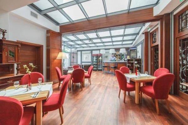 BEST WESTERN PLUS Hotel Dyplomat - фото 16