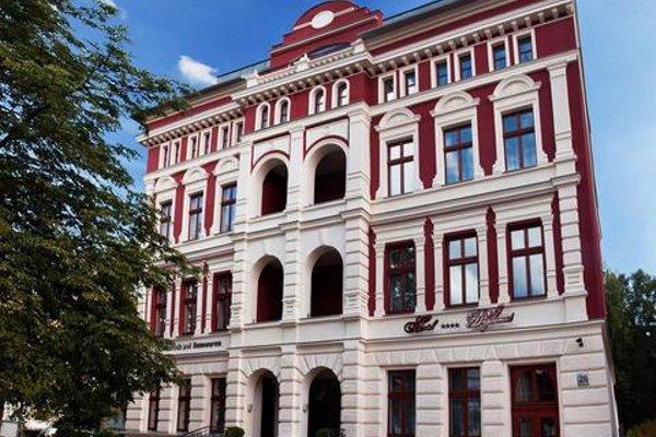 BEST WESTERN PLUS Hotel Dyplomat - фото 22