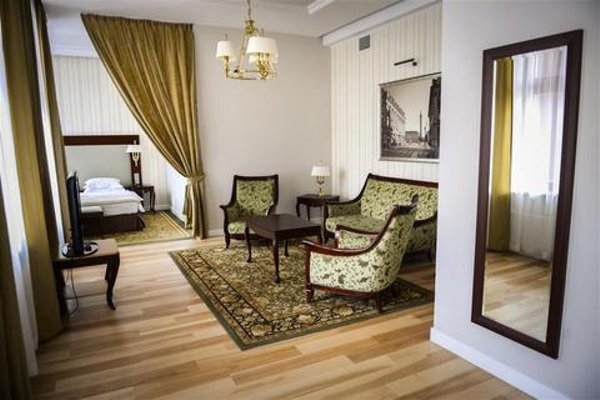 BEST WESTERN PLUS Hotel Dyplomat - фото 4