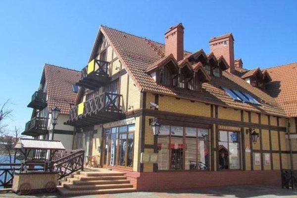 Apartamenty Nowe Mikolajki - 14