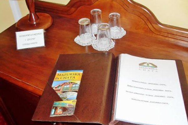 Hotelik Mazurska Chata - close to aquapark - 18