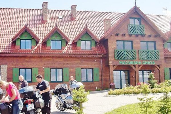 Hotelik Mazurska Chata - close to aquapark - 22