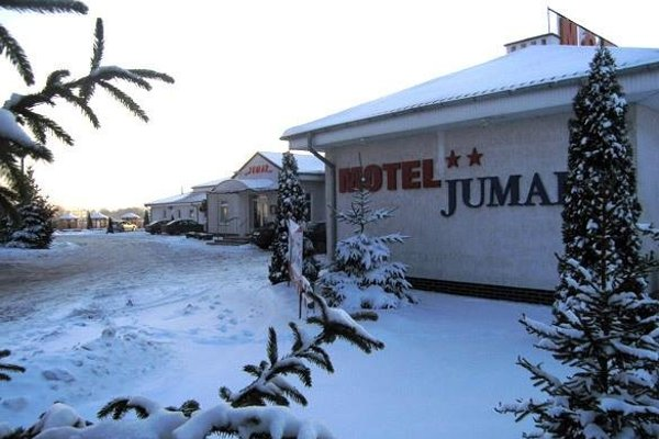 Motel Jumar - фото 23