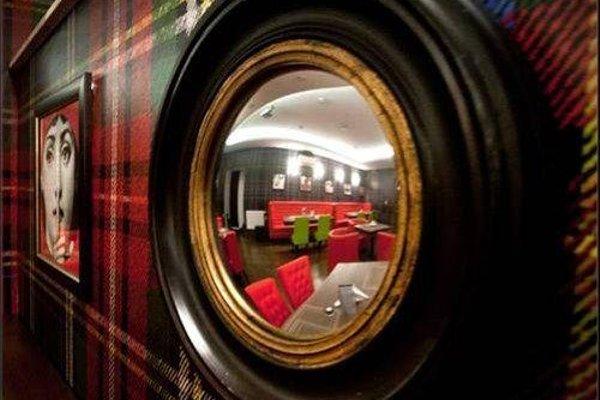 Hotel Willowa - фото 20