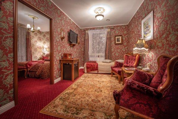 Rezydencja Grawert Victorian Boutique Residence - фото 16