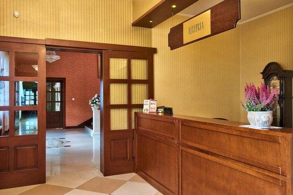 Hotel - Dworek Tryumf - фото 16
