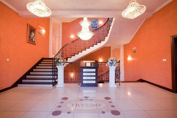 Hotel - Dworek Tryumf - фото 17