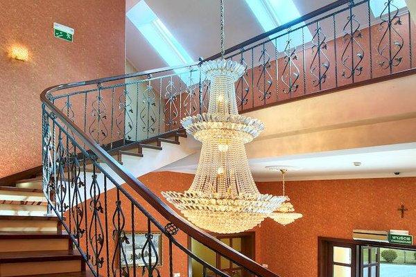 Hotel - Dworek Tryumf - фото 19