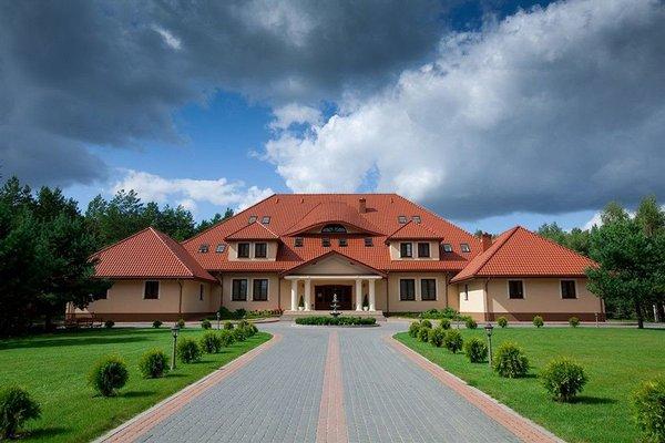 Hotel - Dworek Tryumf - фото 23