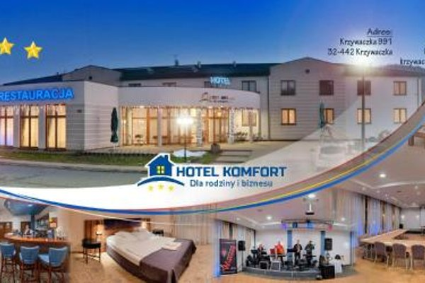 Hotel Krzywaczka - фото 22