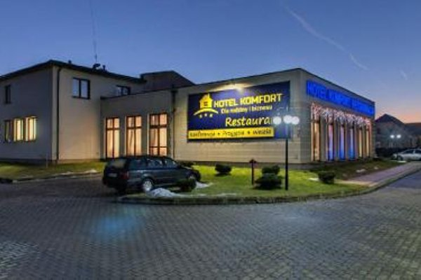 Hotel Krzywaczka - фото 23