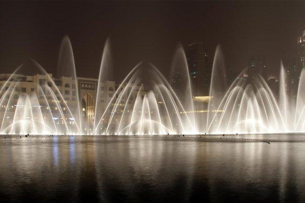 Skyline Deluxe Hotel Apartment - фото 20