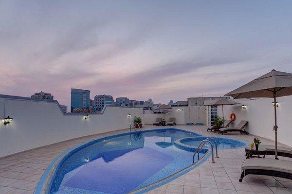 Skyline Deluxe Hotel Apartment - фото 21