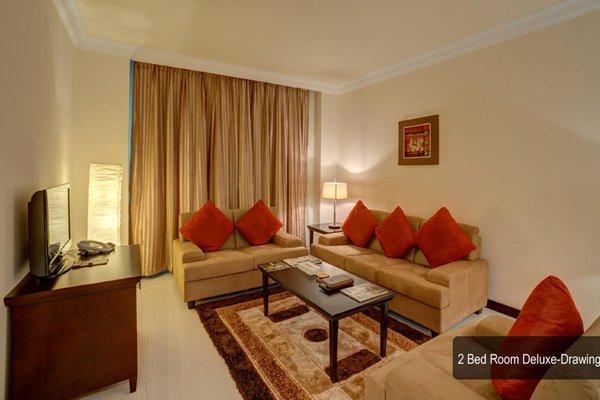 Skyline Deluxe Hotel Apartment - фото 5