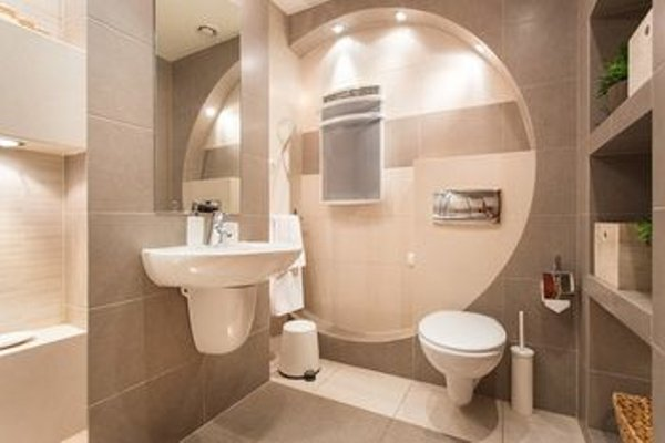 Hamilton Suites-Atlantis Apartments - фото 11