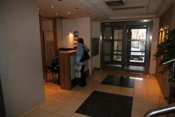Hamilton Suites-Atlantis Apartments - фото 20