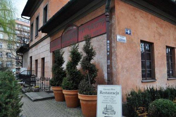 Hotel Klezmer Hois - фото 21
