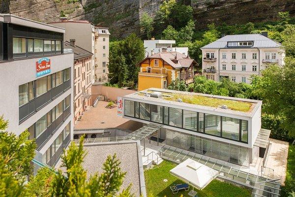 Star Inn Hotel Salzburg Zentrum, by Comfort - фото 19