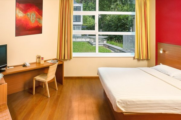 Star Inn Hotel Salzburg Zentrum, by Comfort - фото 5