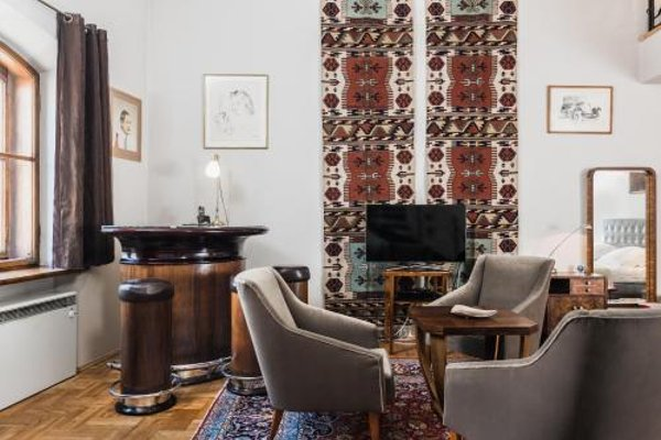 Orlowska Townhouse Apartments - фото 12
