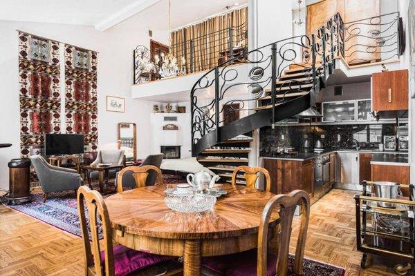 Orlowska Townhouse Apartments - фото 18