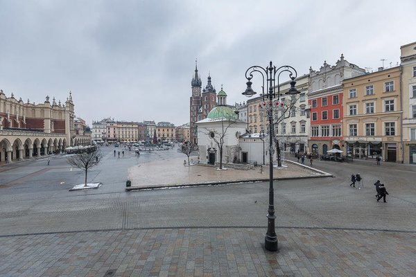 Cracow Hostel - фото 23