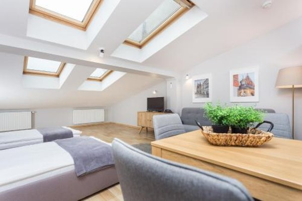Barbican House Apartments - фото 13