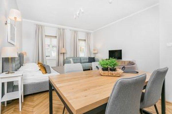 Barbican House Apartments - фото 14
