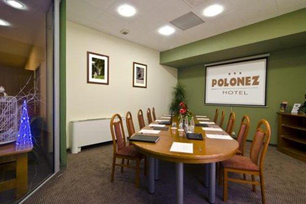 Hotel Polonez - фото 21
