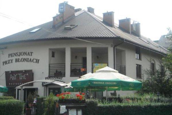 Pensjonat Przy Bloniach - фото 17