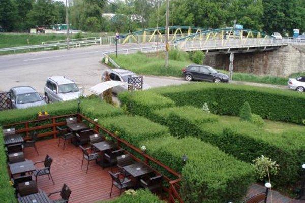 Pensjonat Przy Bloniach - фото 19