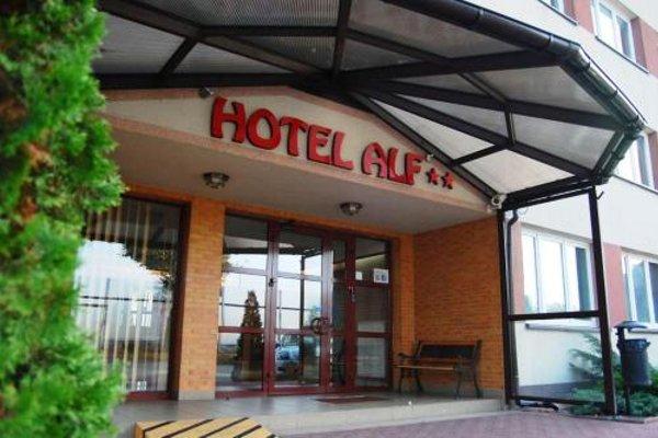 Hotel Alf - фото 23