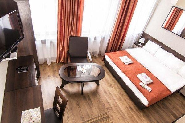 Lux Aparthotel - фото 6