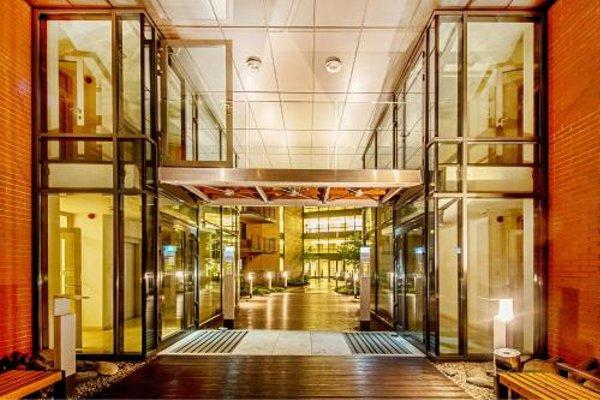 Angel City Center Krakow Aparthotel - фото 19