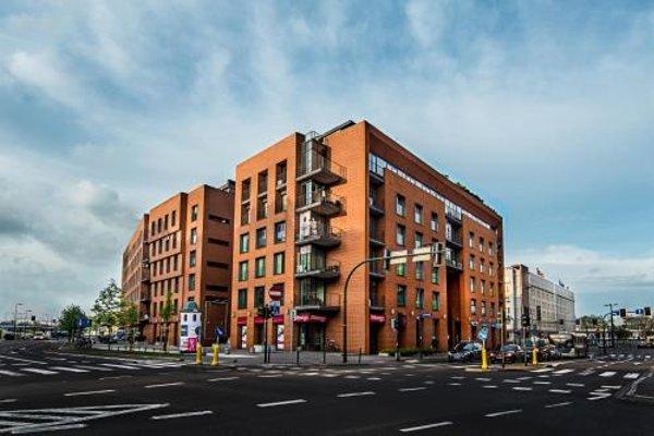 Angel City Center Krakow Aparthotel - фото 22