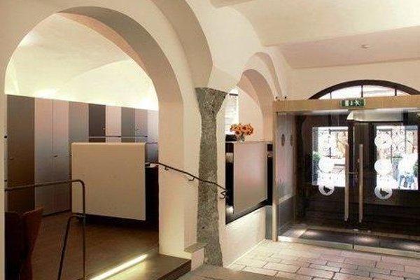 Arthotel Blaue Gans - фото 15