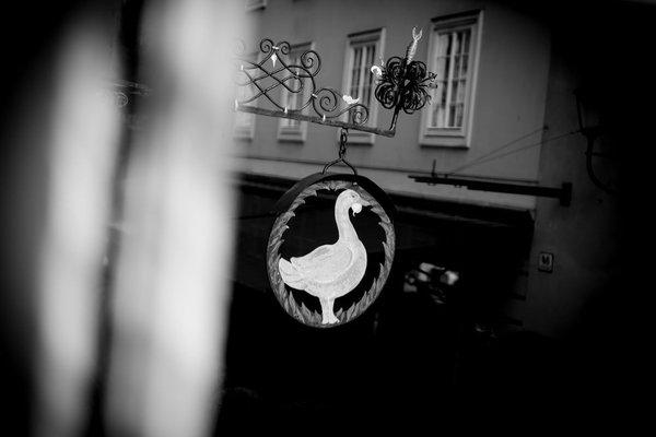 Arthotel Blaue Gans - фото 16