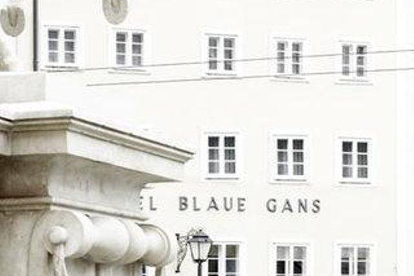 Arthotel Blaue Gans - фото 23