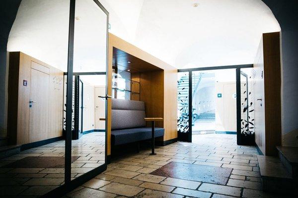 Arthotel Blaue Gans - фото 5