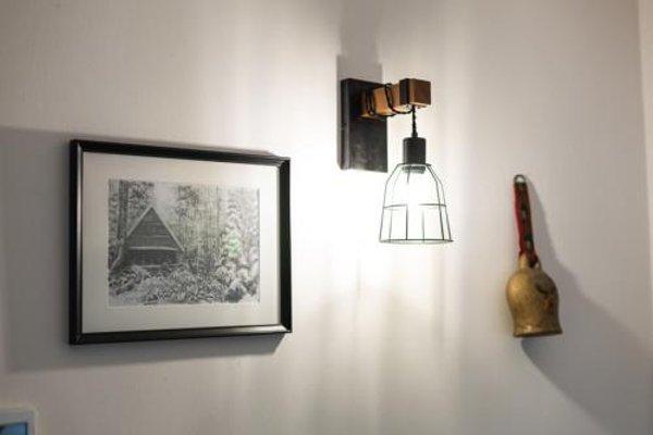 Butorowy Residence - фото 23