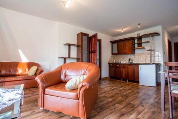 Sykowny Dworek Apartamenty - фото 5