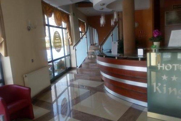 Hotel Restauracja Kinga - фото 20