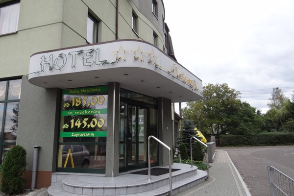Hotel Restauracja Kinga - фото 21