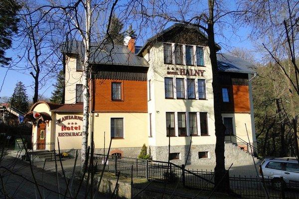 Hotel Halny - фото 23