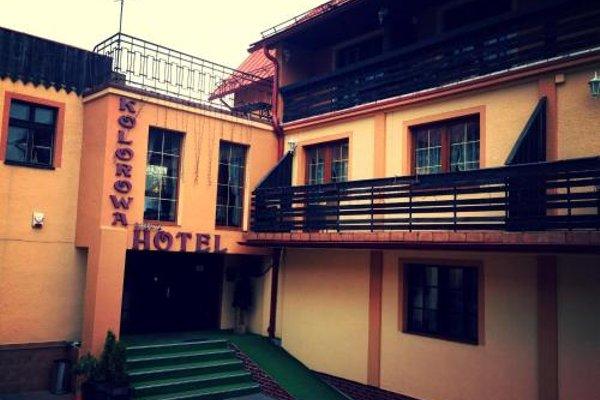 Hotel Kolorowa - 22