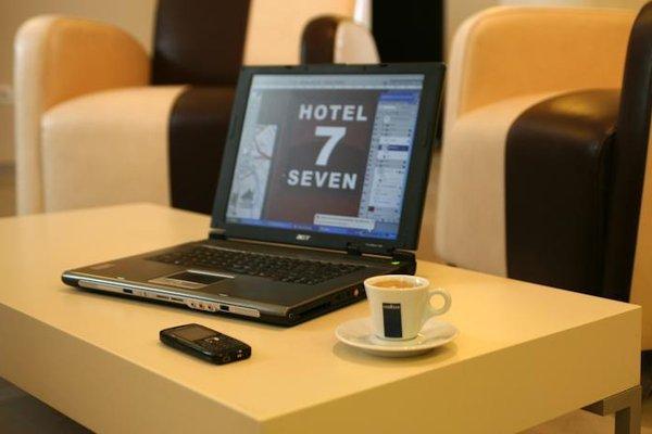 Hotel Seven 7 - фото 18