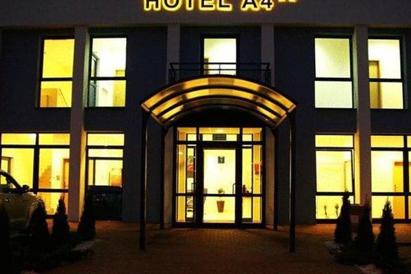 Hotel A4 MOP Kepnica - фото 12