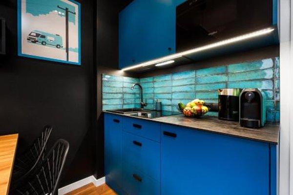 Apartamenty Black&White - фото 50