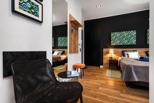 Apartamenty Black&White - фото 18