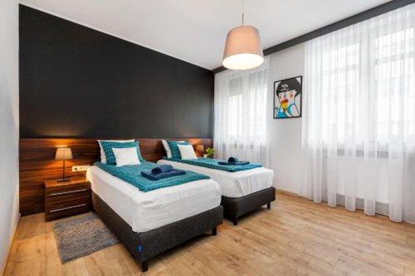 Apartamenty Black&White - фото 20